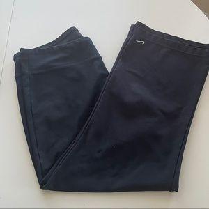 Nike Dri-fit black crop pants size M